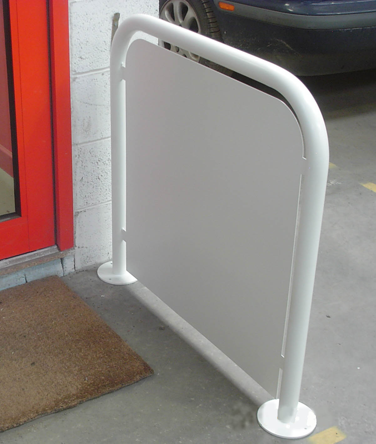 Automatic Door Barrier